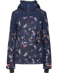 O'neill Sportswear Down Jacket - Blue