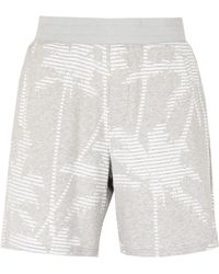 Armani Exchange Bermuda Shorts - Grey