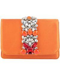 Gedebe Handbag - Orange