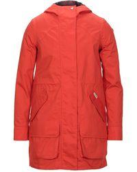 HUNTER Overcoat - Orange
