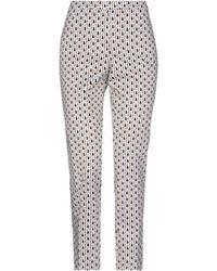 Peserico Pantalones - Blanco