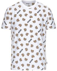Moschino T-shirt intima - Bianco