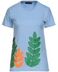Alessandro Dell'acqua T-shirt - Bleu