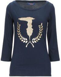 Trussardi T-shirts - Blau