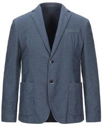 Roda Suit Jacket - Blue