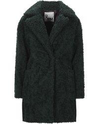 8pm Teddy coat - Verde