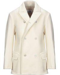 Maison Margiela Coat - White