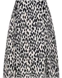 Altea Midi Skirt - Natural