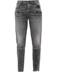 Unravel Project Denim Trousers - Black