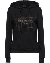 Ermanno Scervino Sweatshirt - Black