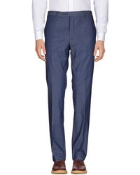 Angelo Nardelli - Casual Trousers - Lyst