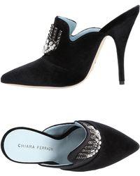 Chiara Ferragni Mules for Women - Up to