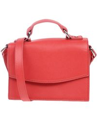 Pieces Cross-body Bag - Red