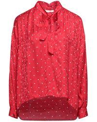 Maje Bluse - Rot