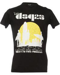 DSquared² T-shirt - Black