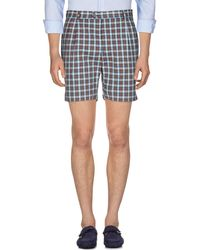 Etro - Shorts - Lyst