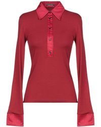 Caractere Polo Shirt - Red
