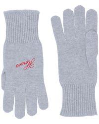 Raf Simons Gloves - Grey