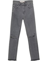 Marc By Marc Jacobs Denim Trousers - Grey