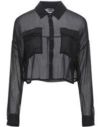 Noisy May Shirt - Black