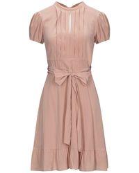 RED Valentino Short Dress - Pink
