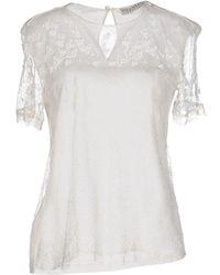 Valentino T-shirts - Weiß