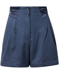 Fleur du Mal Shorts - Azul