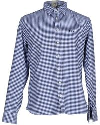 Franklin & Marshall - Shirt - Lyst
