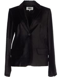 MM6 by Maison Martin Margiela - Blazer - Lyst
