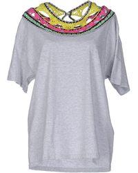 Michaela Buerger T-shirt - Gray