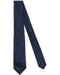 John Varvatos Tie - Blue