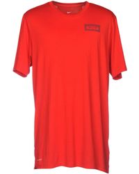 Nike T-shirt - Red