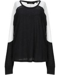 JUNE 72 T-shirt - Black