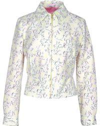 Olympia Le-Tan Jacket - White