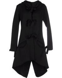 Peperosa Overcoat - Black