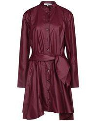 Tibi - Knielanges Kleid - Lyst