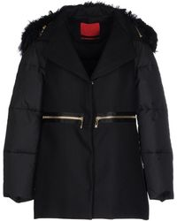 Moncler Gamme Rouge Down Jacket - Black