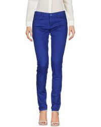 Armani Jeans Trouser - Blue