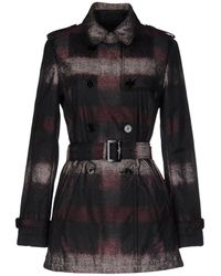 Daks Overcoat - Multicolor