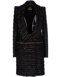 Roberto Cavalli Coat - Black