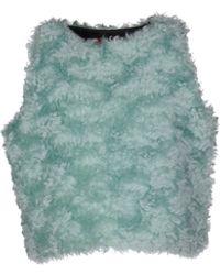 Virginia Bizzi Collection Privee   Faux Fur   Lyst
