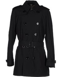 Burberry Brit - Overcoat - Lyst