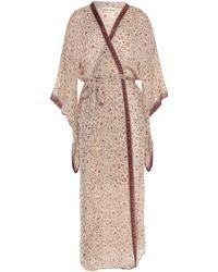 Mes Demoiselles Dressing Gown - Natural