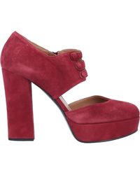 Emporio Armani Shoe Boots - Red