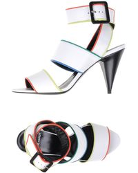 Pierre Hardy Sandals - White
