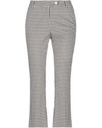 Via Masini 80 Casual Trouser - Grey