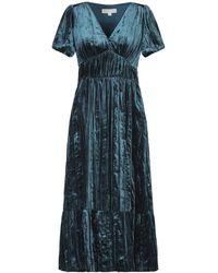MICHAEL Michael Kors Midi Dress - Blue