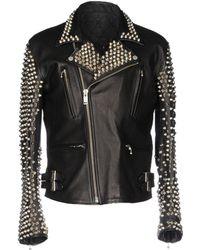 Blackmeans Jacket - Black