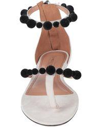 Samuele Failli Toe Post Sandal - Multicolour