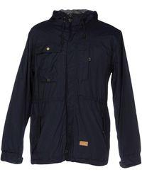 Jacket supreme being gold black